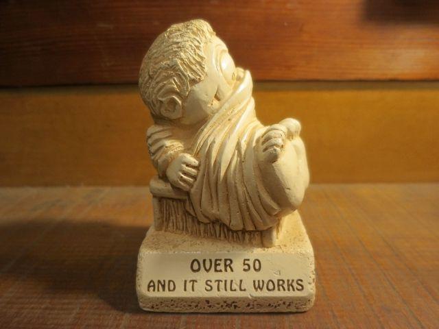 画像1: 80's USA製 OVER 50 メッセージドール/ビンテージ アンティーク 人形 アメリカ雑貨 子供
