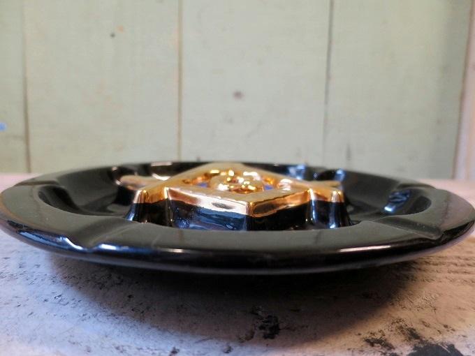 画像4: フリーメイソン アッシュトレイ 灰皿/ビンテージ アンティーク